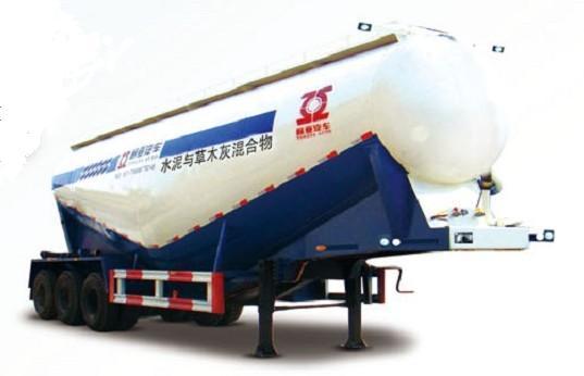 通亚汽车CTY9403GXH散装水泥运输车高清图 - 外观