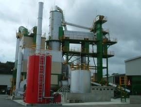 日工A-TOPα 60沥青混凝土再生设备高清图 - 外观