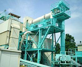 日工A-TOPα 100沥青混凝土再生设备