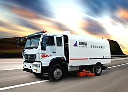 山东奥邦AQS高等级公路清扫车