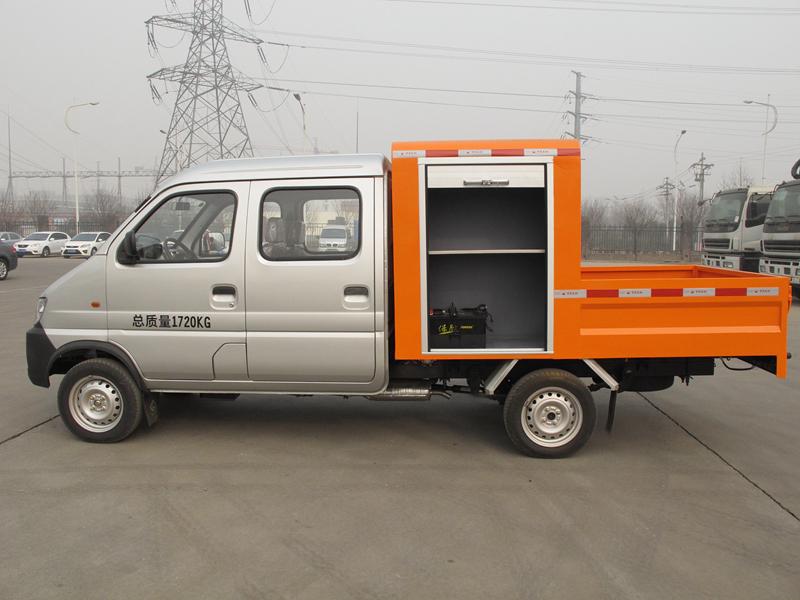 凌宇汽车CLY5021GQX清洗作业车
