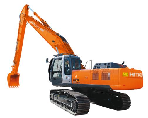 原装日立ZX330LC-3G多功能长臂机