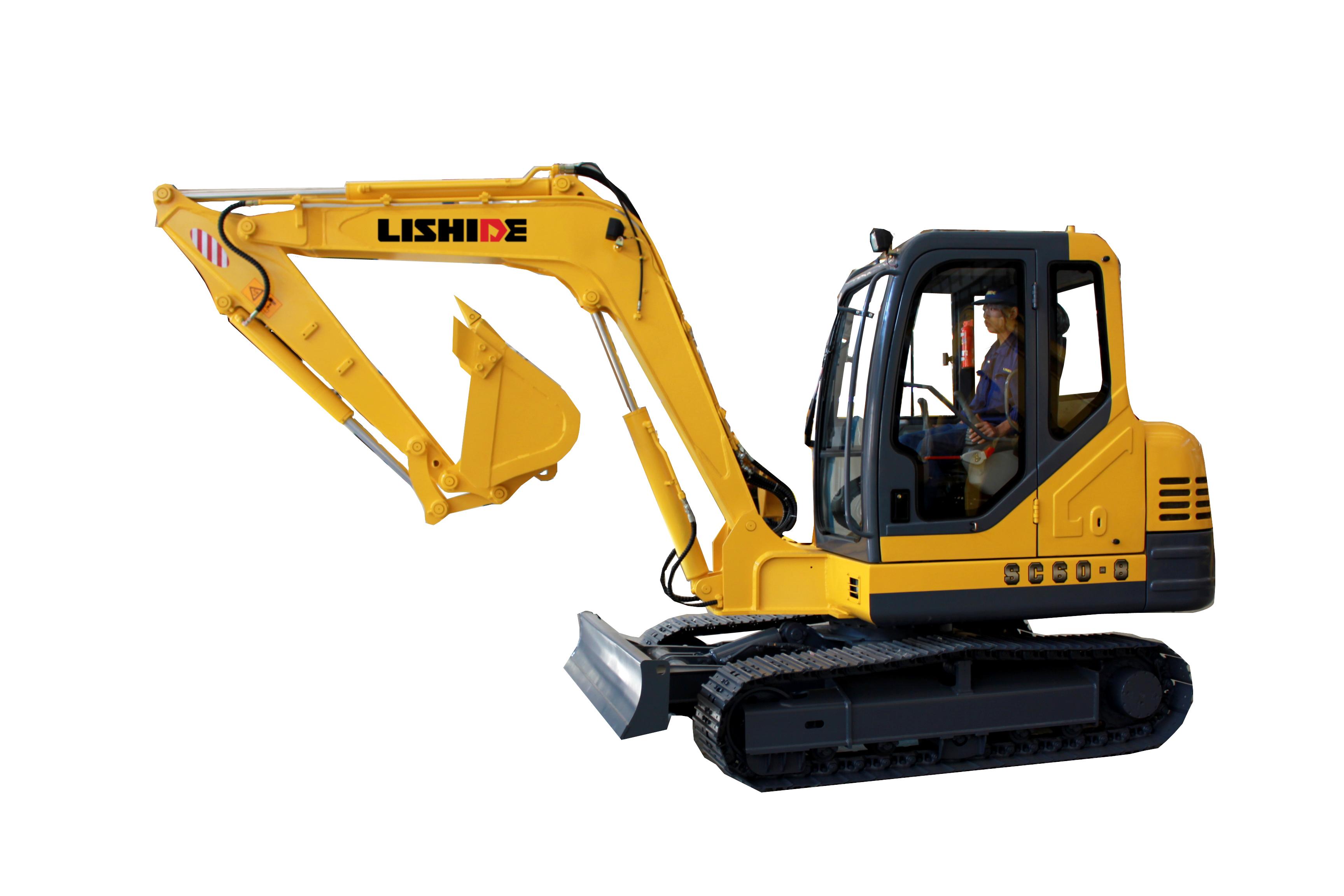 力士德SC60.8挖掘机
