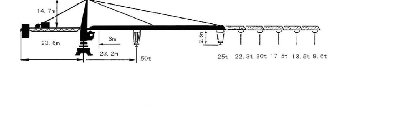 江麓QTZ1100塔式起重机