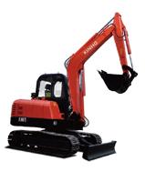 鑫豪XH65履带式液压挖掘机