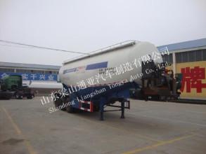 通亚汽车CTY9401GXHA散装水泥运输车高清图 - 外观