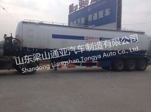 通亚汽车CTY9403GXHA散装水泥运输车