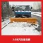 全工汽车除雪铲除雪机械