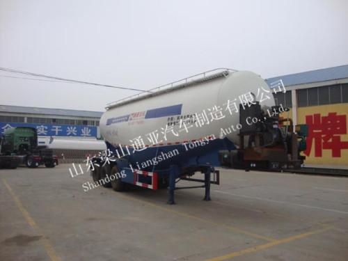 通亞汽車CTY9402GXHA散裝水泥運輸車