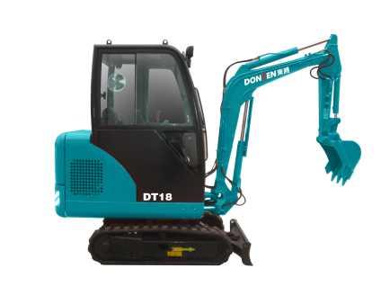 南特DT18挖掘机