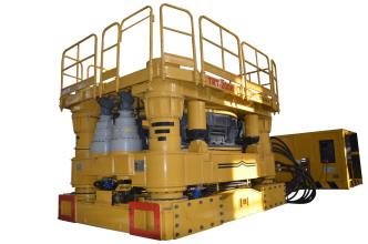 中车TRT-200H全回转全套管钻孔机全套管钻机高清图 - 外观