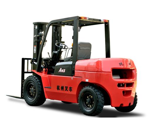 杭叉4-5吨A系列内燃叉车