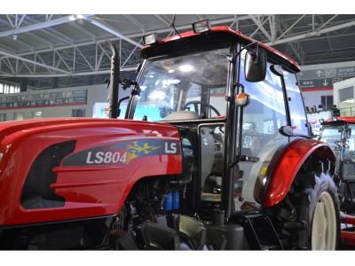 乐星LS804动力机械高清图 - 外观