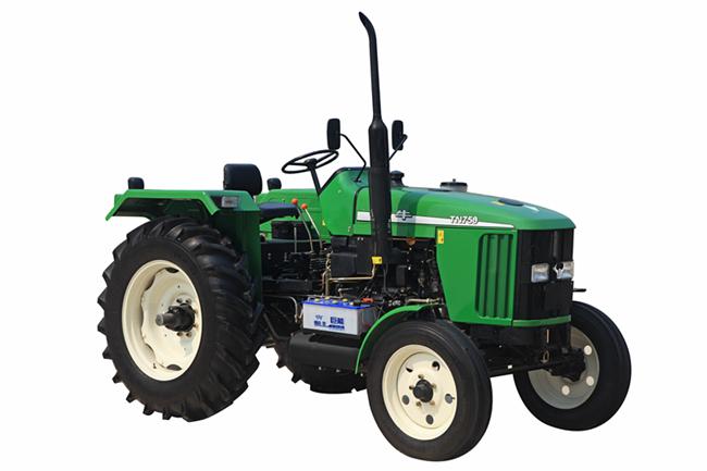 天拖TN8001轮式拖拉机高清图 - 外观
