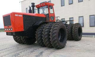 凯尔4404轮式拖拉机