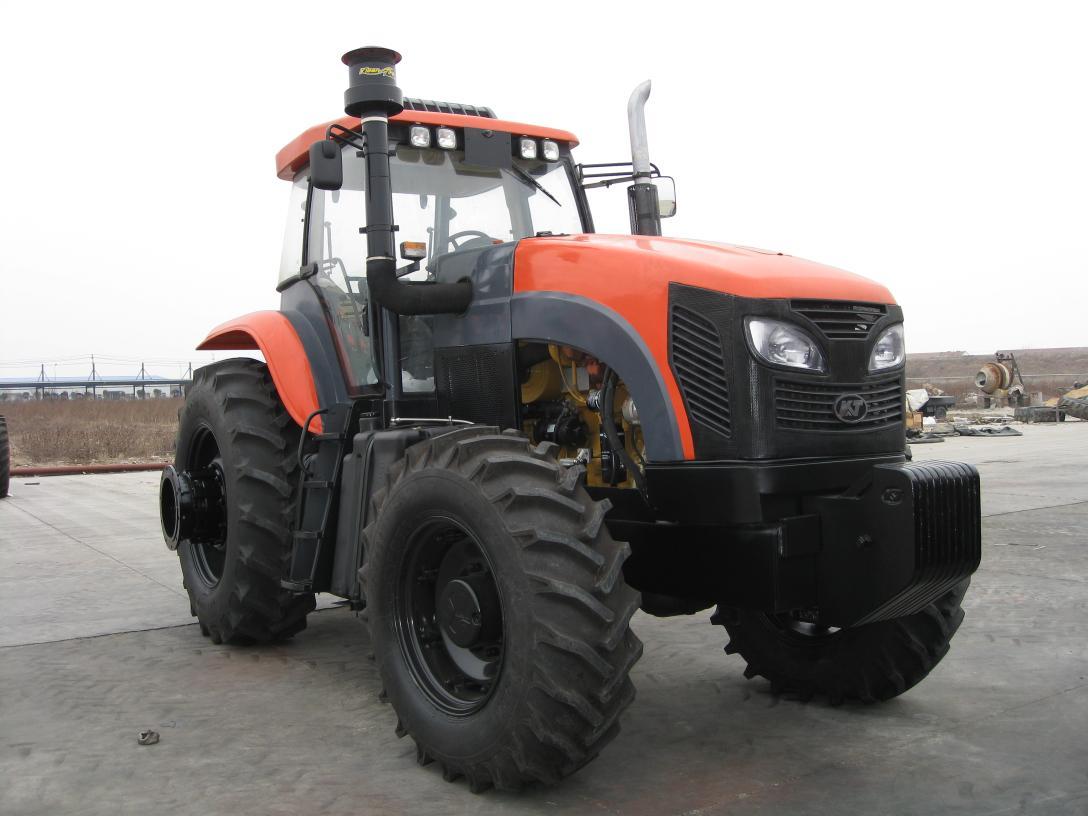 凯尔2004轮式拖拉机高清图 - 外观