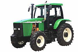 天拖TN1354型大马力轮式拖拉机