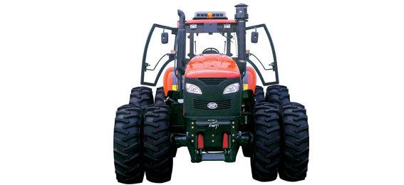 凯尔2804轮式拖拉机