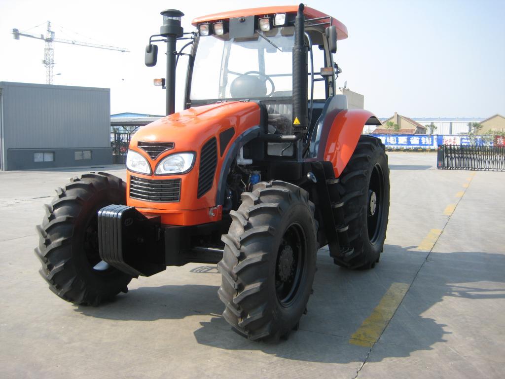 凯尔1004轮式拖拉机高清图 - 外观