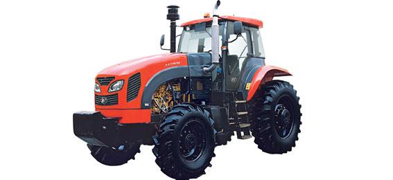 凯尔KAT1454轮式拖拉机高清图 - 外观