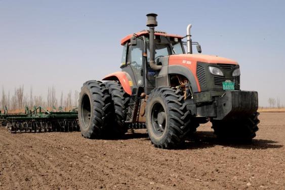 凯尔2204轮式拖拉机