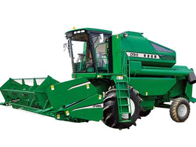 常发CF812玉米收获机高清图 - 外观