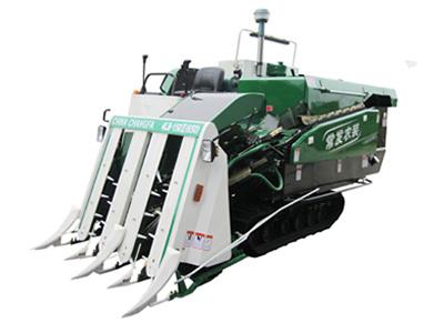 常发CF606(4LB-200)收获机械