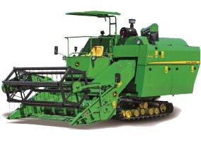 约翰迪尔农机R40谷物收割机