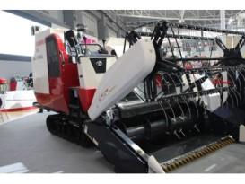 洋马农机4LZ-1.8A谷物收割机