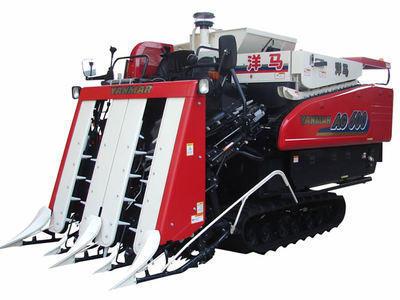 洋马农机4LBZJ-140D(AG600G)谷物收割机