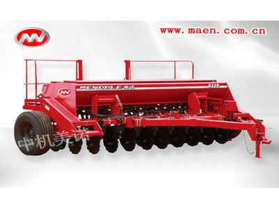 美诺6119种植施肥机械高清图 - 外观