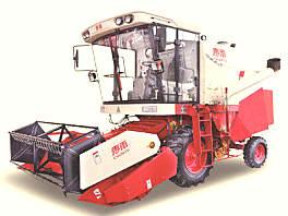 金亿4LZ-6收获机械