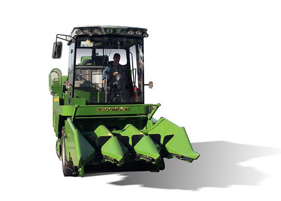 中联重机CE30玉米收获机高清图 - 外观