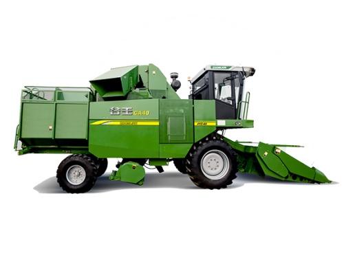 中联重科重机玉米收获机