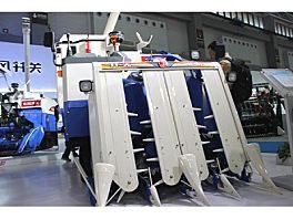 井关HF608G收获机械