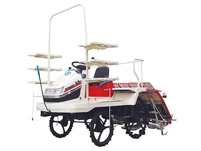 东风农机2ZG-630水稻插秧机高清图 - 外观