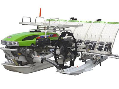 东风农机2ZX-430/630水稻插秧机高清图 - 外观