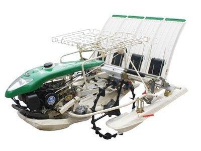 常发2ZS-4H/2ZS-4HD水稻插秧机高清图 - 外观