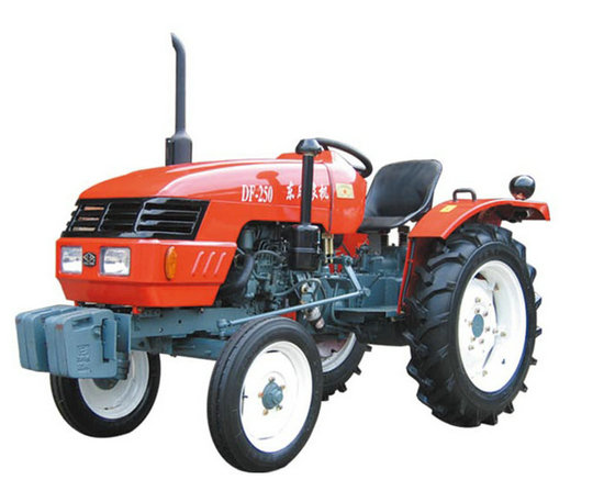东风农机250型轮式拖拉机高清图 - 外观