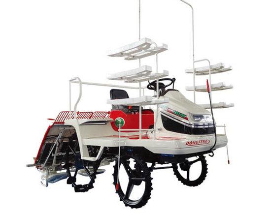 东风农机324型轮式拖拉机高清图 - 外观