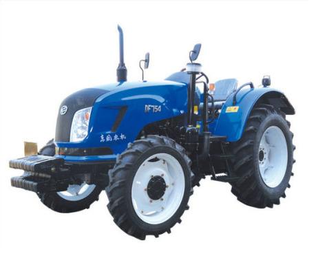 东风农机754型轮式拖拉机