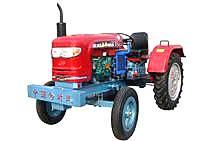 时风华冠小拖轮式拖拉机