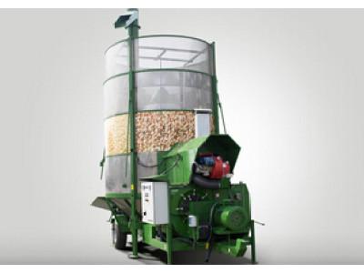 谷王5HYD-215移动式谷物烘干机