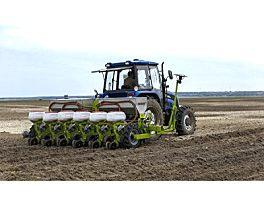 德邦大为2705/2805型种植施肥机械