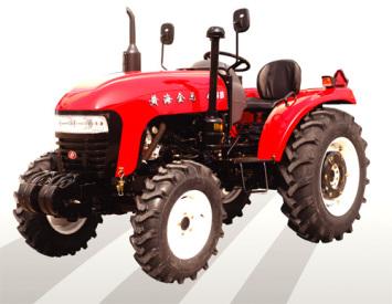 马恒达400B轮式拖拉机