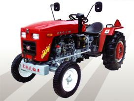 马恒达350D轮式拖拉机