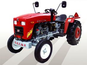 马恒达304D轮式拖拉机高清图 - 外观
