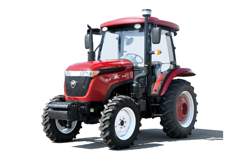 山东五征MC554轮式拖拉机