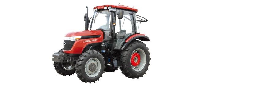 山拖TS1004轮式拖拉机