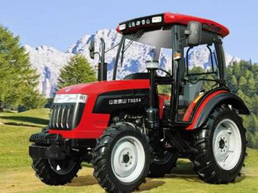 山拖TS454轮式拖拉机